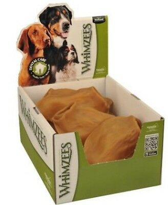 Whimzees Veggie Ear x 5pcs ~ For Medium to Large Dogs 12-27kg ~ Gluten Free