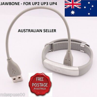 JAWBONE UP2 UP3 UP4 Charging Cable Charger USB Charger SA & AU SELLER