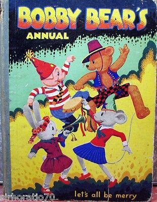 Bobby Bear's BOOK Annual H/C 1937