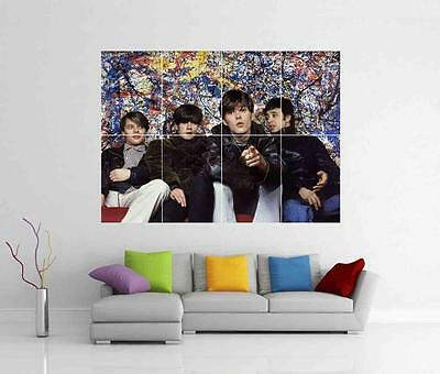 The Stone Roses Giant Wall Art Photo Picture Print Poster