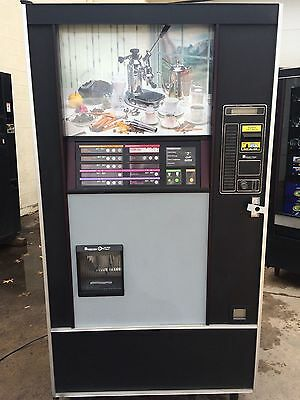 AP 213 Coffee Machine Dual cup complete and working