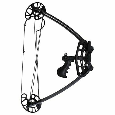 """Adult Archery Triangle Compound Bow 25"""" 50 lb High-quality for Shooting"""