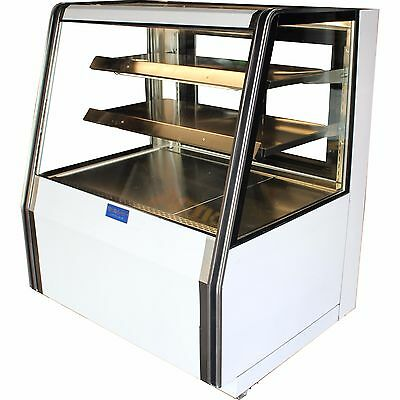 Coolman Commercial Refrigerated Counter Bakery Display Case 48""