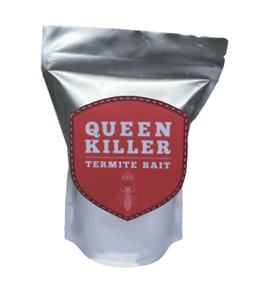 Termite/White Ant Bait (1kg), safe treatment/ diy control, QueenKiller 10 Pack