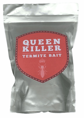Termite/White Ant Bait (300g), safe treatment/ diy control, Queen Killer 3 Pack