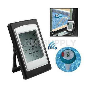 Professional Wireless Indoor and Outdoor Pool Thermometer