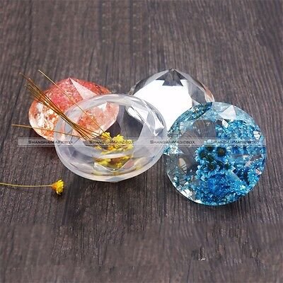 Silicone Mould Dried Flower Resin Decorative Craft DIY Mold Diamond Type S2