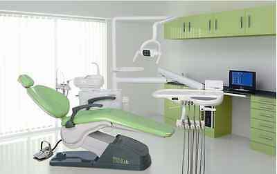 Dental Chair Unit B2 Computer Controlled with Hard Leather FDA CE Approved New