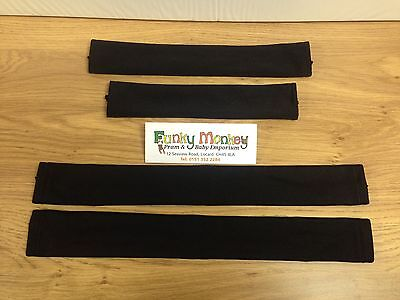 Lycra Bumper Cover And Handle Cover Set To Fit Bugaboo Donkey Duo