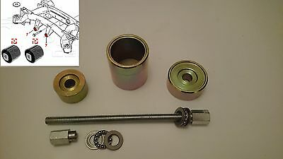 BMW X5 E53 Rear Axle Subframe Bush Removal Installation Fitting tool 33176770457