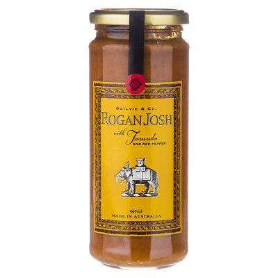 NEW Ogilvie Rogan Josh with Tomato & Red Peppers 465ml