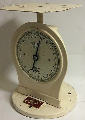 Vintage Large Salter Kitchen Scales