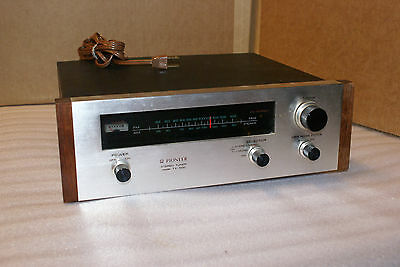 Pioneer TX 500 Stereo Tuner Excellent Condition 1970s