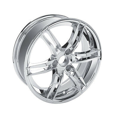 Chrome Wheel Kit, New, 2012 And Prior Can-Am Spyder Rt, Retail $774.99