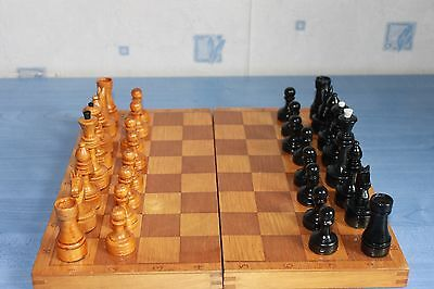 Chess USSR Soviet vintage chess made in USSR  in 1974