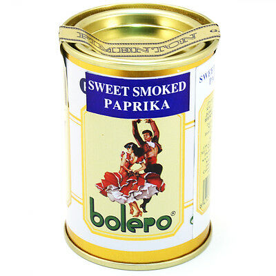 NEW Bolero Paprika Smoked Sweet 90g