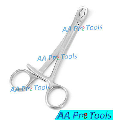 "AA Pro: Bone Reduction Forceps 5.5"" Curved  Orthopedic Surgical Instruments New"