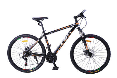 Bici Bicicletta Mtb Ibk 27.5 Hero 7 Vel. Shimano Front Suspension Mountain Bike
