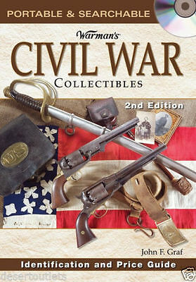 Warman's Civil War Collectibles Identification and Price Guide 2nd Edition DVD