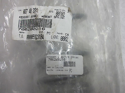 Front Spring, New, Oem, '03-'05 Can-Am Outlander 330 400, Retail $68.99