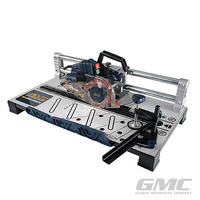 GMC 920413 860W Portable Wood Flooring Saw 127mm MS018 Skirting Floor Boards
