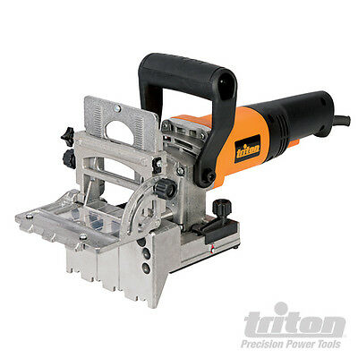 Triton 186171 Dowelling Jointer 710W TDJ600 Double Dowel Drilling biscuit