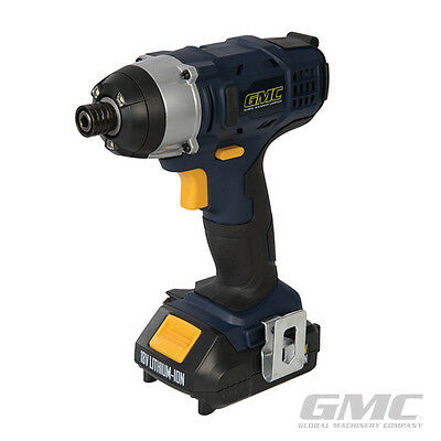 GMC 263023 18V Impact Driver GID18 screwdriver electric wrench 120nm