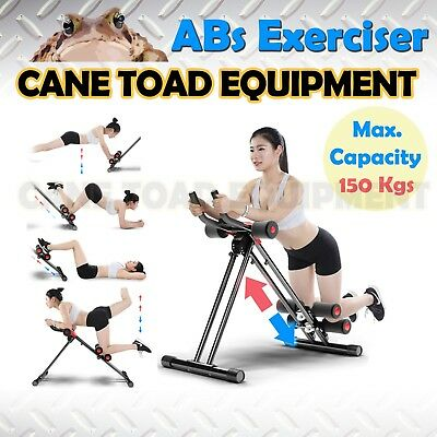 AB Exercise Abdominal Training 6 Pack Core Body Twister ab Rocket Gym Fitness