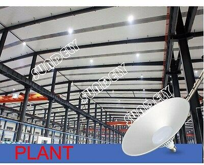 Warehouse Industrial Factory Commercial LED 50W E27 High Bay Lighting Light Lamp