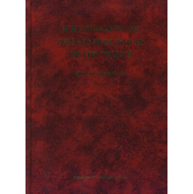 Bibliography of the Staphylinidae of the World