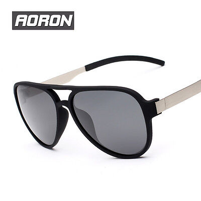 Mens Polarized Sunglasses Outdoor Sports Shades Mirrored Eyewear Driving Glasses