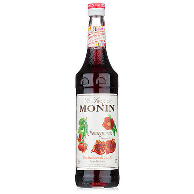 NEW Monin Pomegranate Syrup 700ml