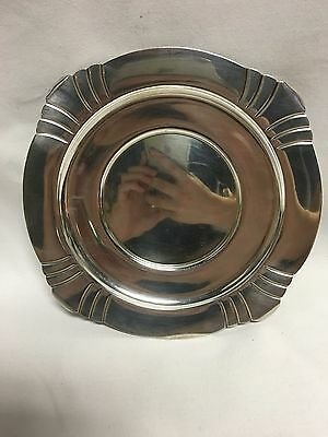 Reed & Barton Sterling Silver Plate x131 c. 1935 9.25""