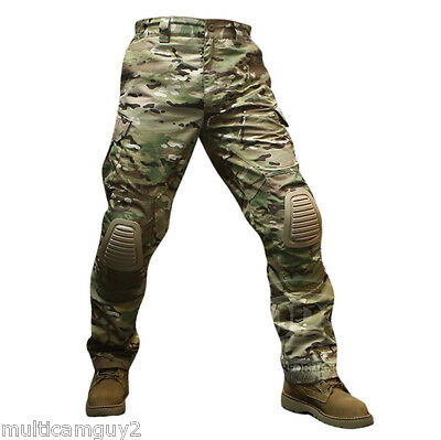 Ops/ur-Tactical Advanced Fast Response Pants In Crye Multicam - Sr