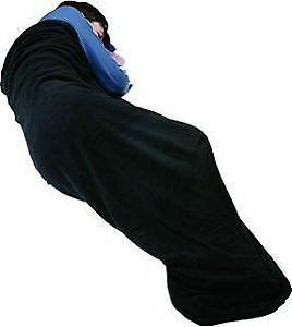 Trekmates Microfleece Sleeping Bag Liner Mummy-Warmth Booster-Or Light Travel