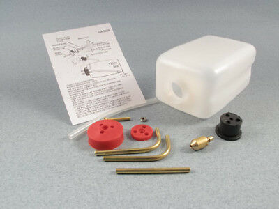 Ractive Fuel Tank - 170Ml/6Oz - Red For Rc Models
