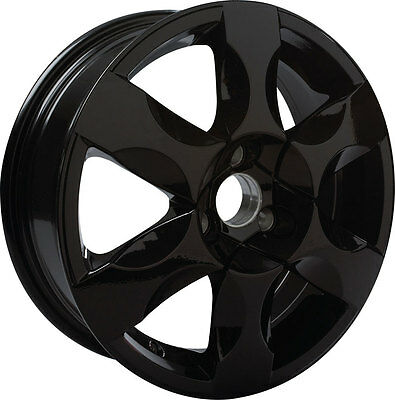 Mag Wheels, New, Black, Can-Am Spyder Rs, Rs-S 2012 And Older, Retail $704.99