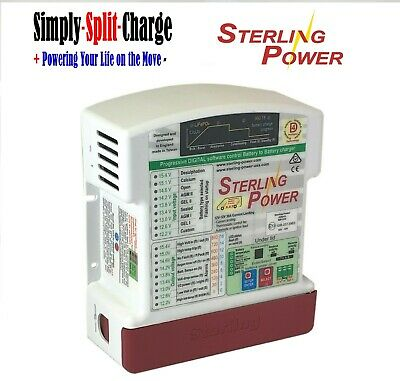 Sterling Power 12v 30amp Battery to Battery Charger BB1230