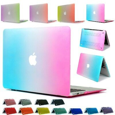 Housse/Etui coque case Mat protection pour MacBook Air Retina Pro 11 12 13 15