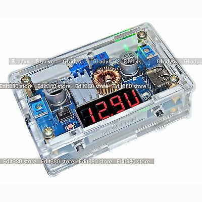 LED Voltage Power Current display DC Buck Down CC-CV Adjust Power Supply Module