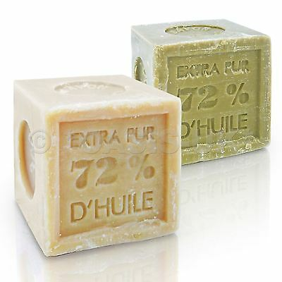 Marseille Soap 300g French Traditional Receipt Beige Palm/Olive Oil