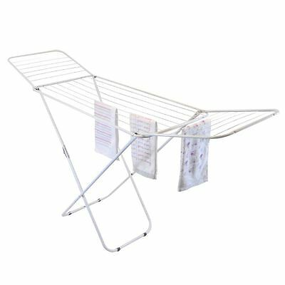 Airer Winged Laundry Clothes Dryer Rack 18 Metres Drying Space Indoor Outdoor