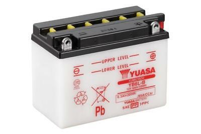 YB6L-B Genuine Yuasa Motorcycle ATV Quad Buggy Battery
