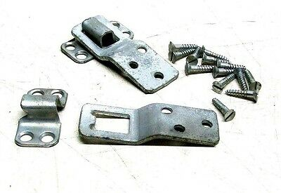 2 Pack Vintage Screen And Storm Sash Hangers Zinc Plated With Mounting Screws Dm