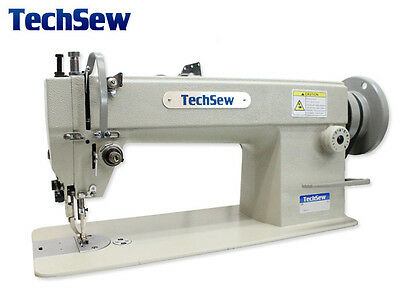 Techsew 0302 Leather Walking Foot Industrial Sewing Machine