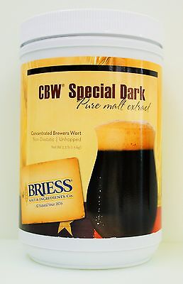 Briess Cbw Special Dark Pure Liquid Malt Extract