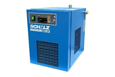 Schulz Refrigerated Air Compressor Dryer - 35 Cfm (32-44 Cfm)