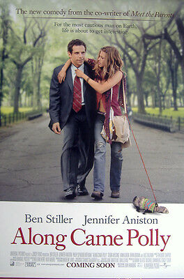 Along Came Polly (2004) Original D/S Regular Cinema 1SH Poster, Ben Stiller