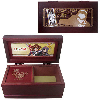 Official Card Captor Sakura Music Box - Tomoyo Song of the Night - US SELLER NEW