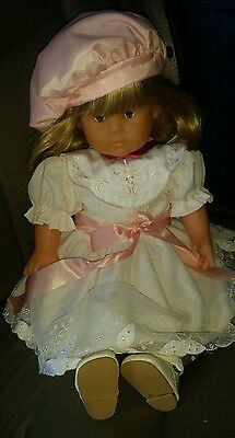 Vintage Corolle 1987 Catherine Refabert Limited Edition Signed & Numbered Doll